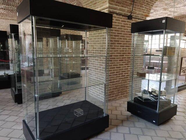 آثار موزه مردمشناسی در سرای کاظمی به سرقت رفت