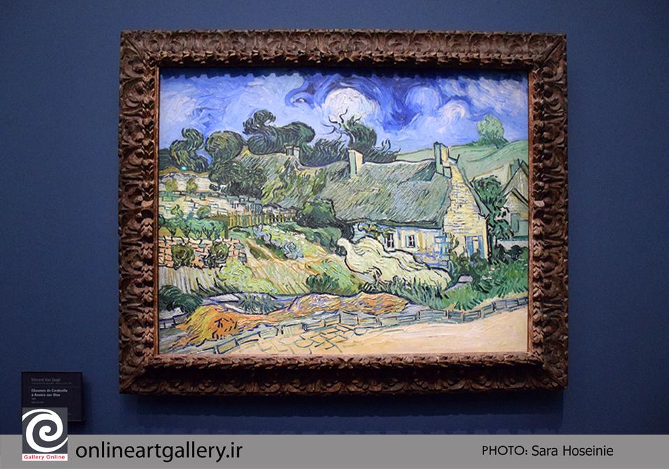 گزارش تصویری نقاشی های موزه d`Orsay پاریس (بخش نوزدهم)