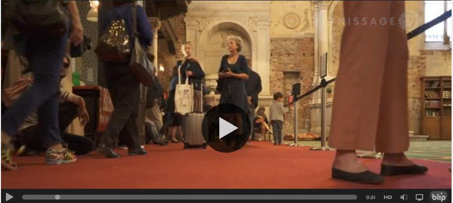 ویدئوی دوسالانه ونیز 2015 (بخش نهم)