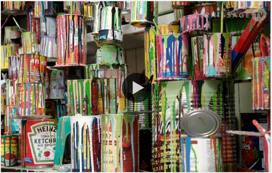 ویدئوی دوسالانه ونیز 2015 (بخش هفتم)