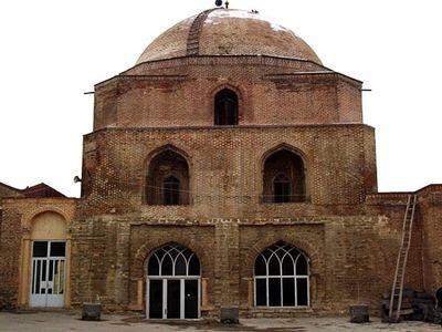 مسجد ۸۰۰ ساله مسسر مرمت می شود