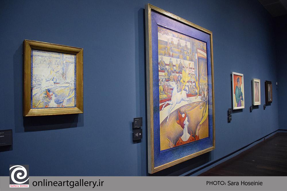 گزارش تصویری نقاشی های موزه d`Orsay پاریس (بخش هفدهم)