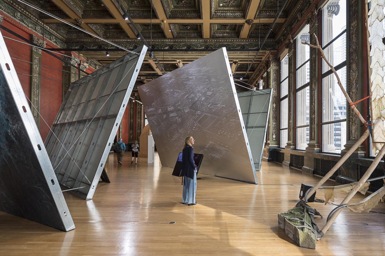 نگاهی بر دوسالانه معماری شیکاگو